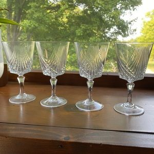 Art Decor Glasses Vintage Wedding Decor
